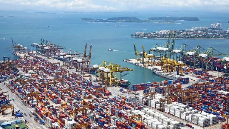 Mexican exports register historical 56.72% drop in May