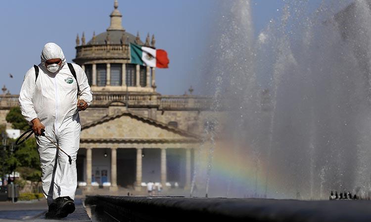 Mexican GDP could drop 8.5%: FocusEconomics