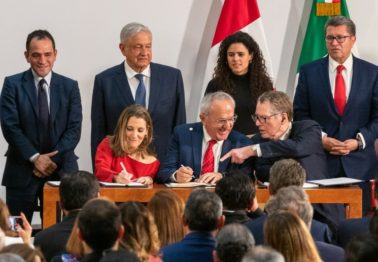 Mexico will be USMCA's big winner in the long term: Wilson Center