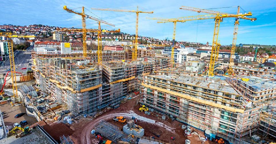 Construction Companies Close in Baja California