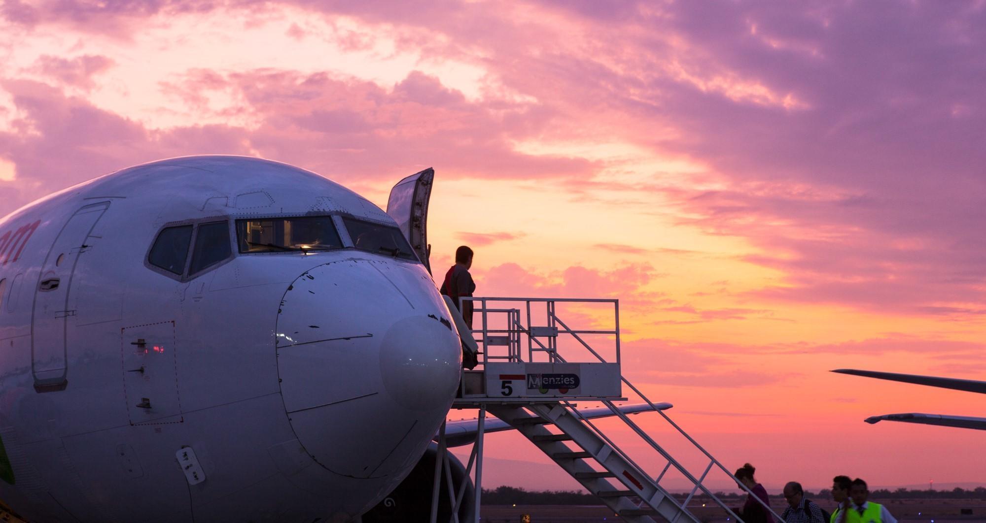 OMA's passenger traffic drops 70%