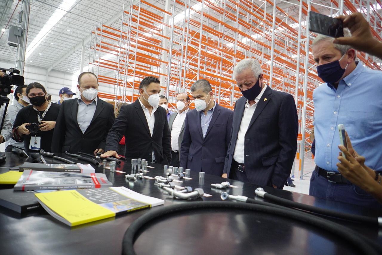 Italian company Alfagomma invests US$15 million in México