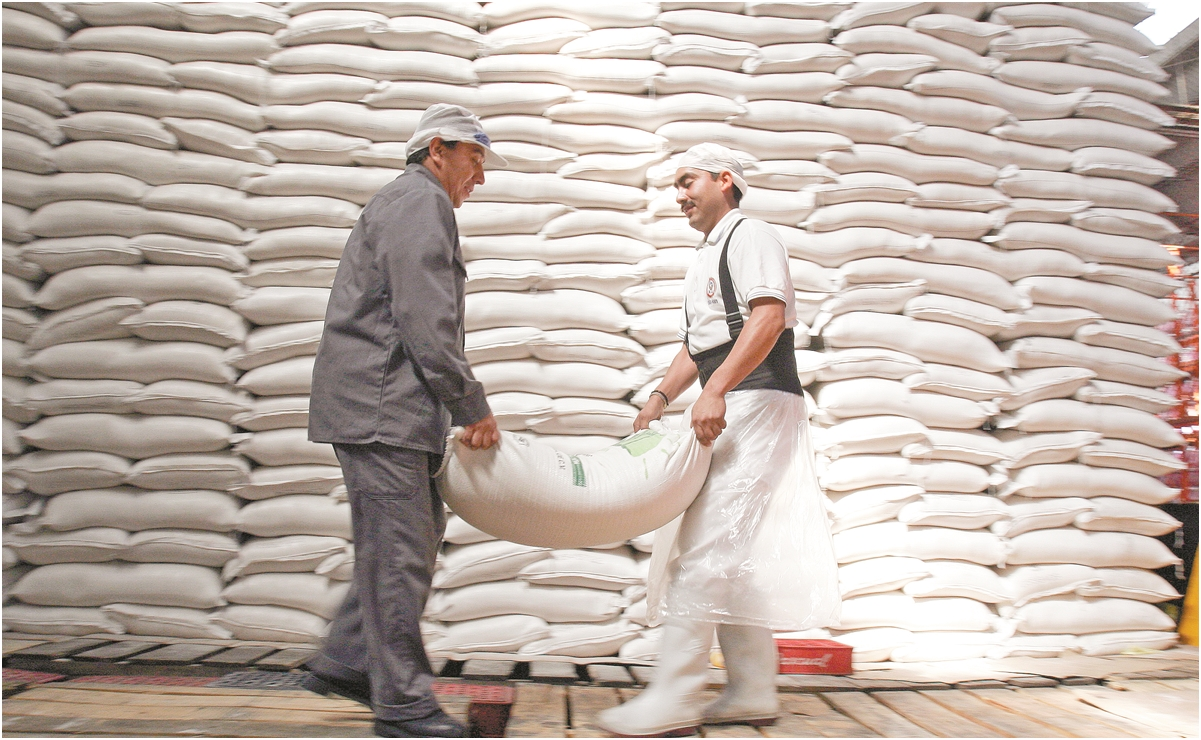 Mexican sugar exports to the U.S. would drop 35.8%