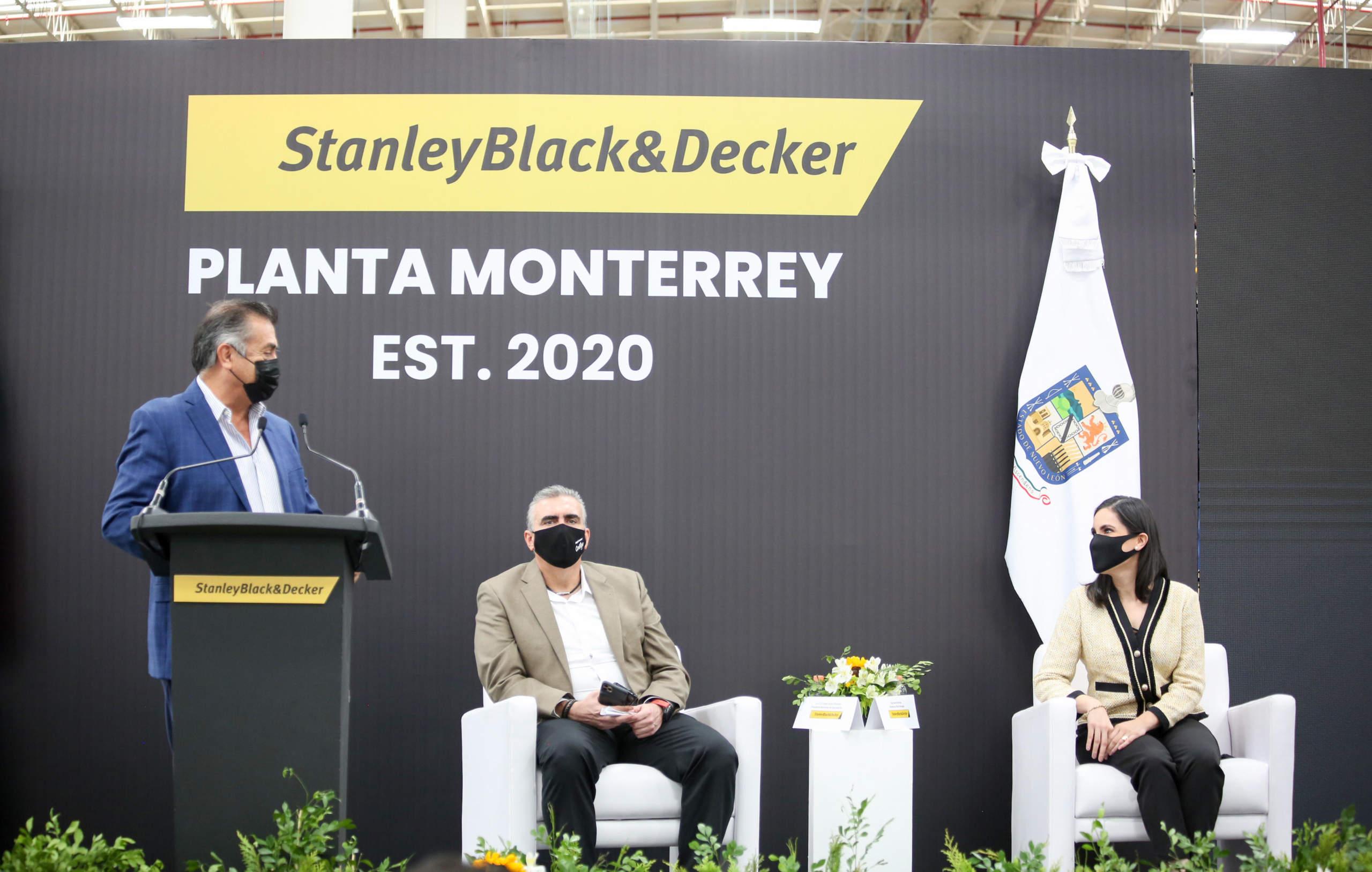 Stanley Black & Decker invests US$40 million in Nuevo León