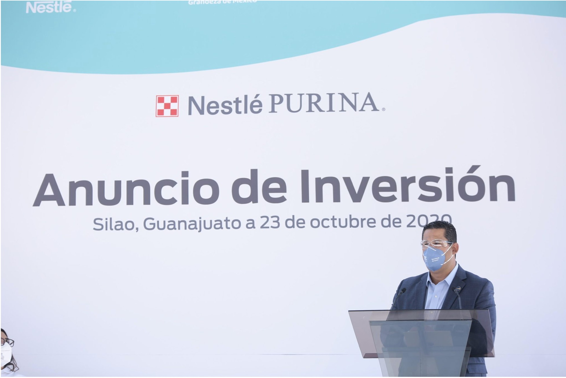 Nestlé to invest US$160 million in Guanajuato