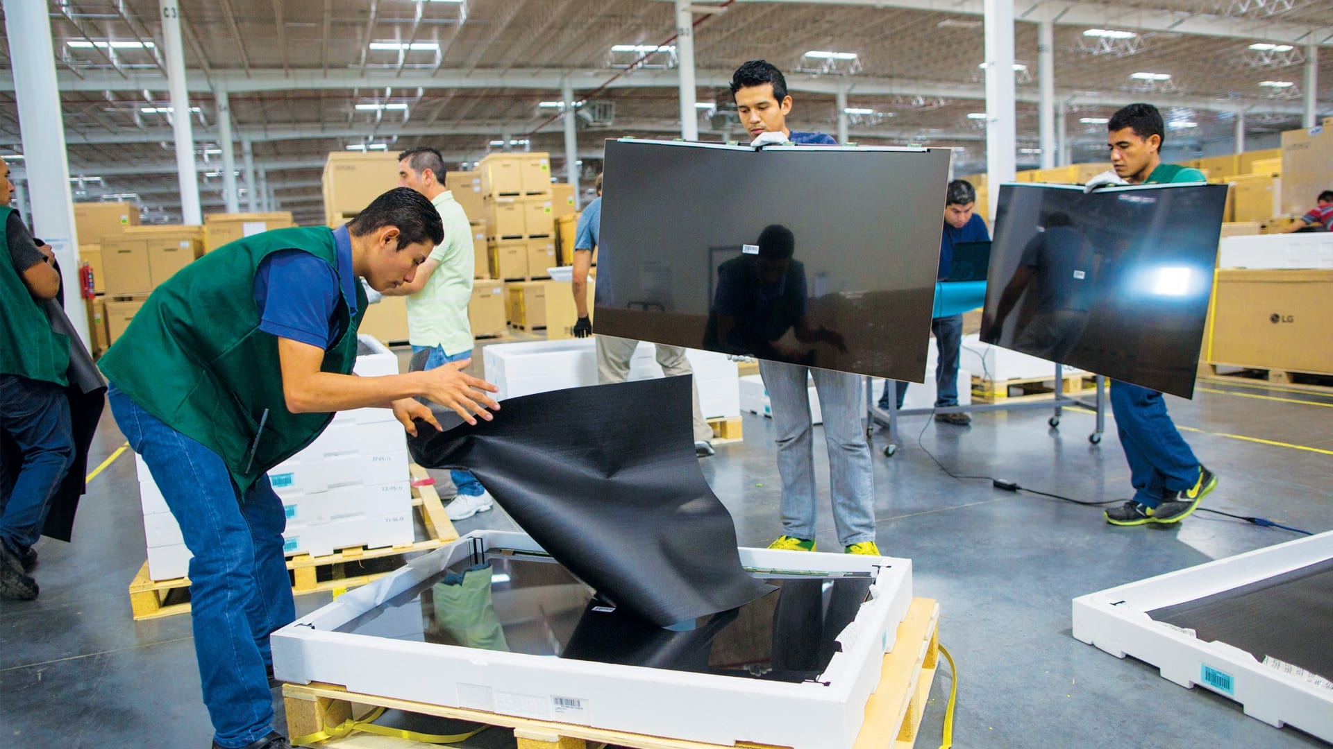 Asian Manufacturers Are Looking to Invest at the U.S.-Mexico Border