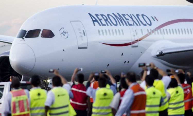 Aeroméxico will lay off 1,230 workers