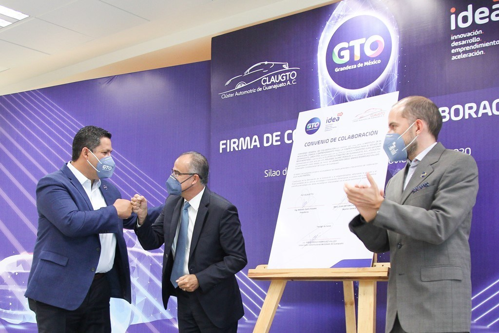 CLAUGTO and IDEA GTO sign collaboration agreement