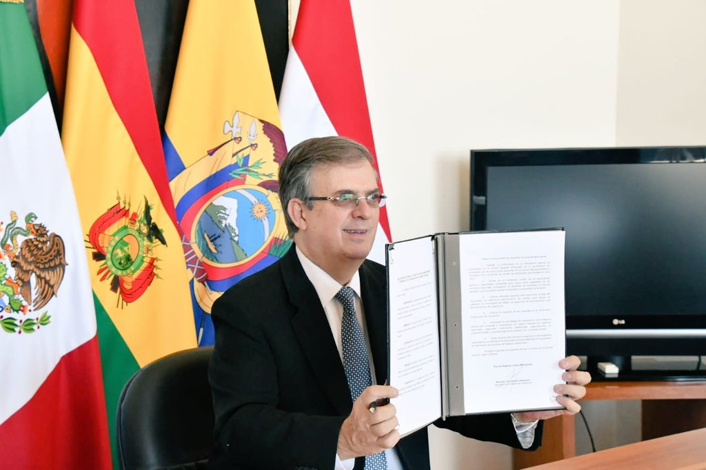 Mexico holds meeting for space cooperation in LatAm