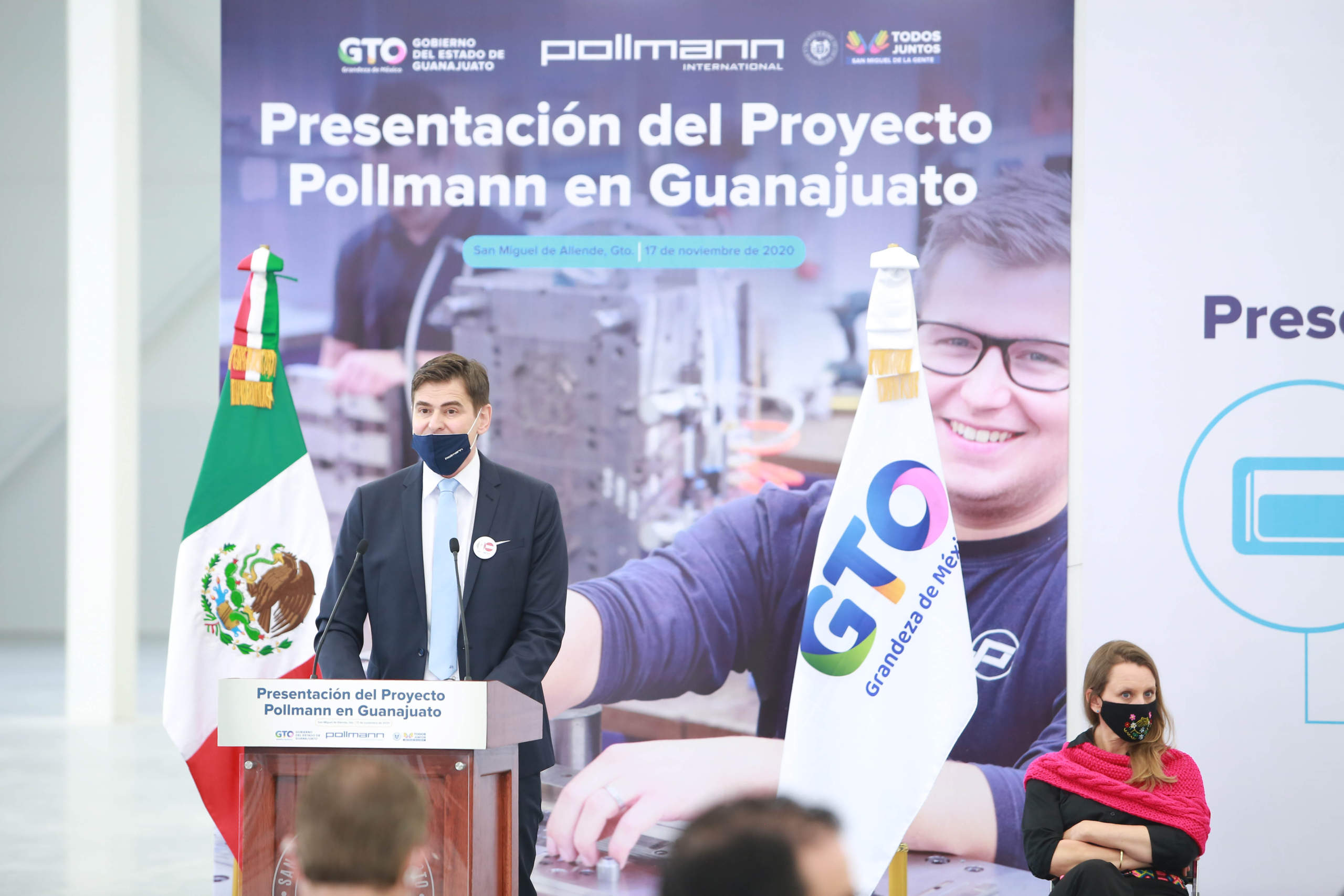 Pollmann invests US$4.45 million in Guanajuato