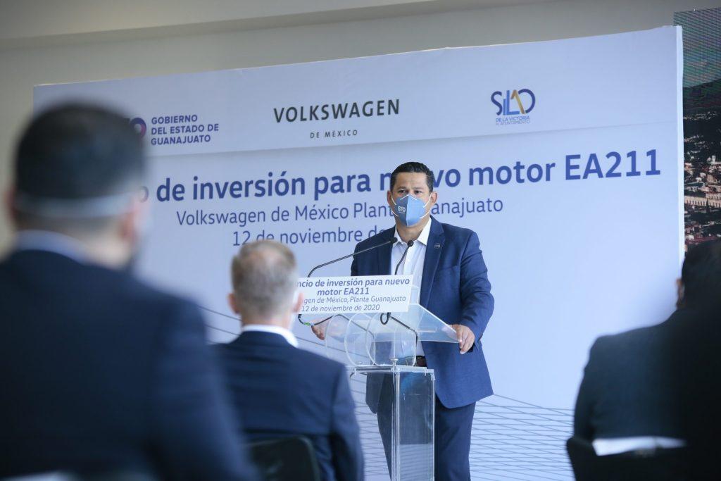 Volkswagen de México to invest US$233.5 million in Guanajuato