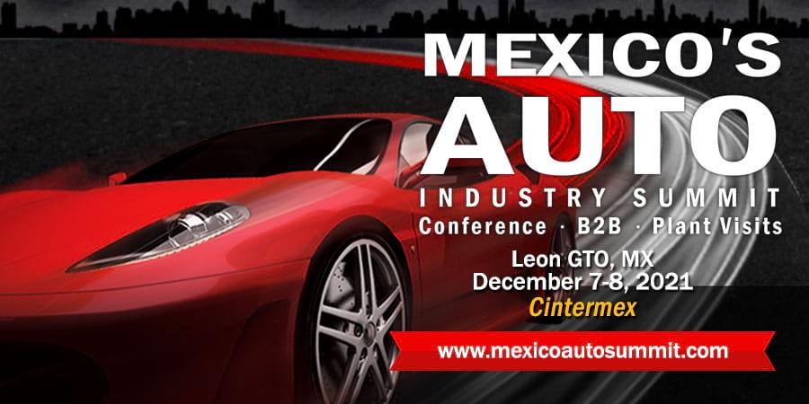 MEXICO AUTO INDUSTRY SUMMIT