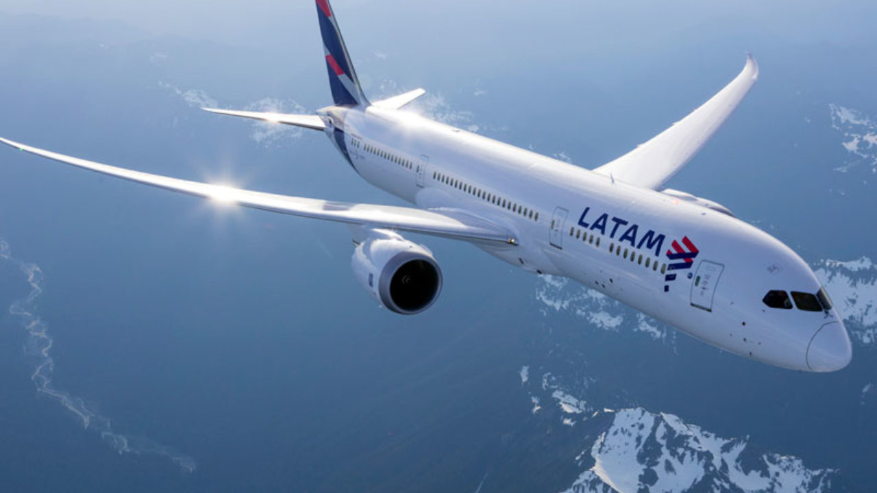 LATAM moves operations to terminal 2 of the AICM