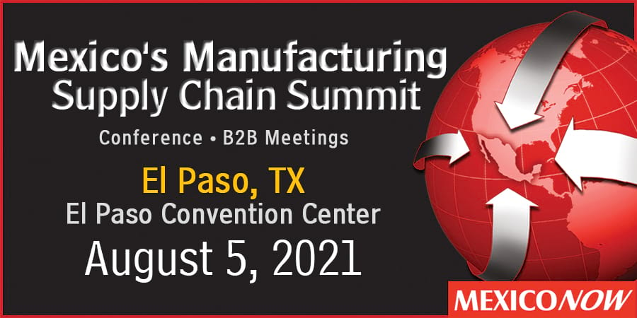MEXICO MANUFACTURING SUPPLY CHAIN SUMMIT