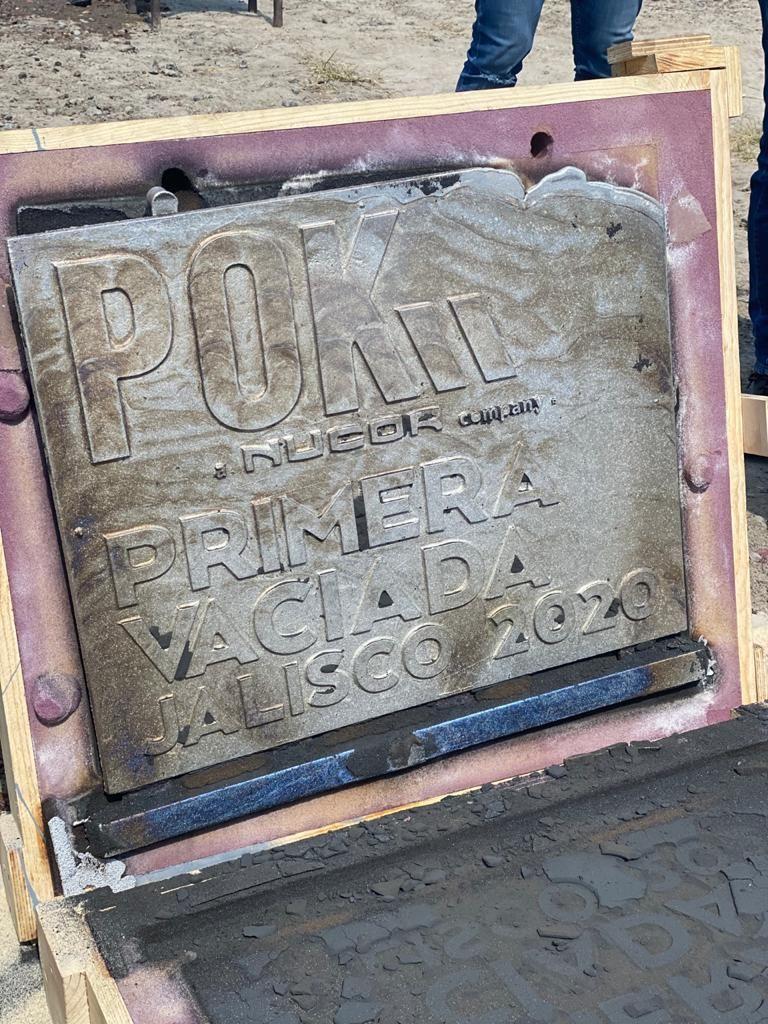 POK Castings arrives in Jalisco