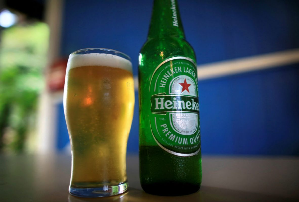 Heineken Mexico to produce 50 tons of dry ice to transport vaccines vs. COVID-19