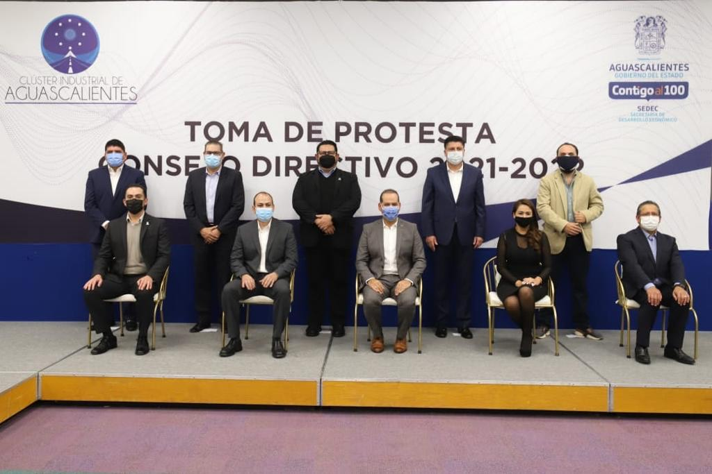 The Aguascalientes Industrial Cluster is formally constituted