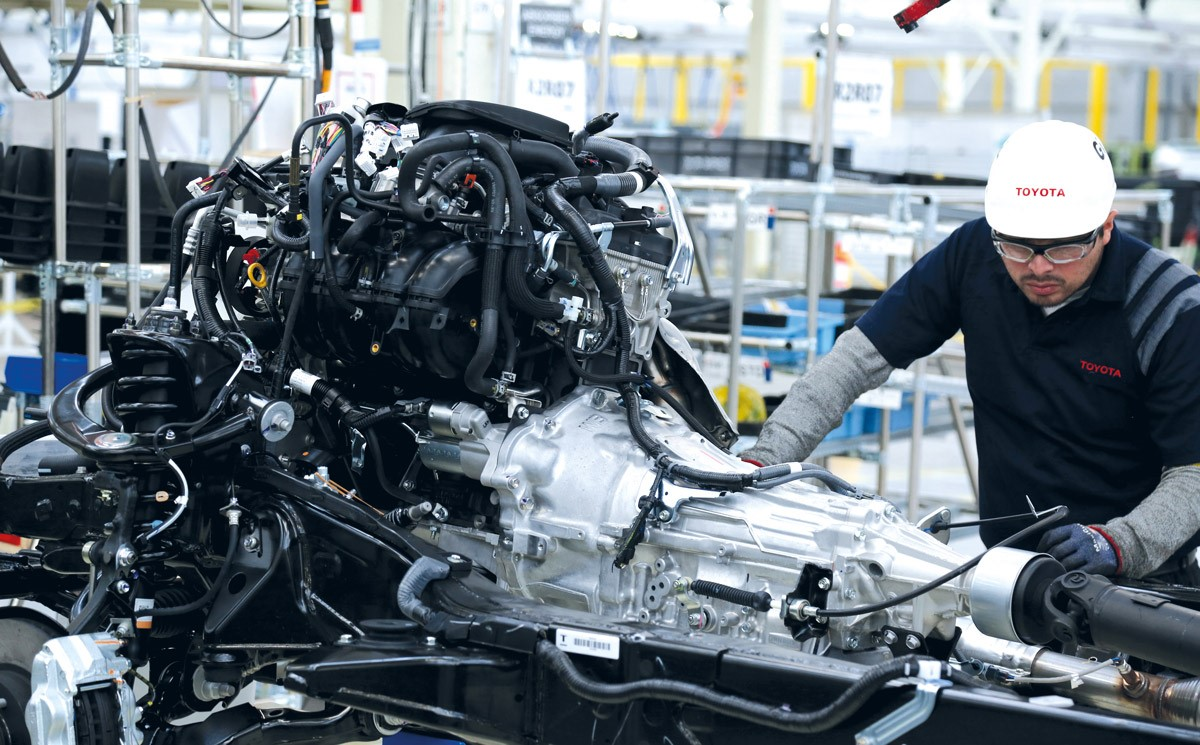 The automotive industry recovers 76% of lost jobs - MEXICONOW