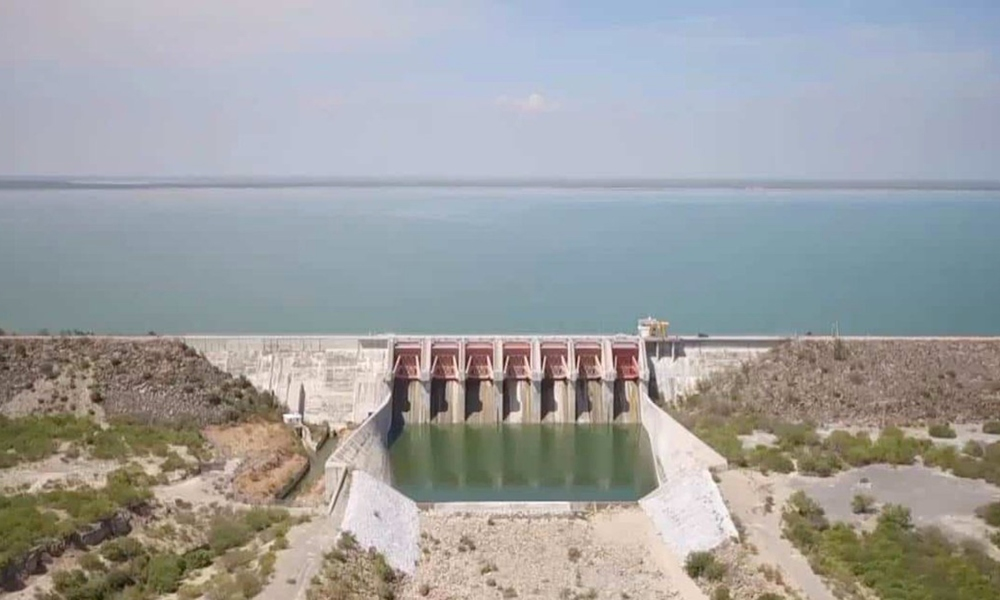 Libertad de Monterrey dam registers an advance of 9%