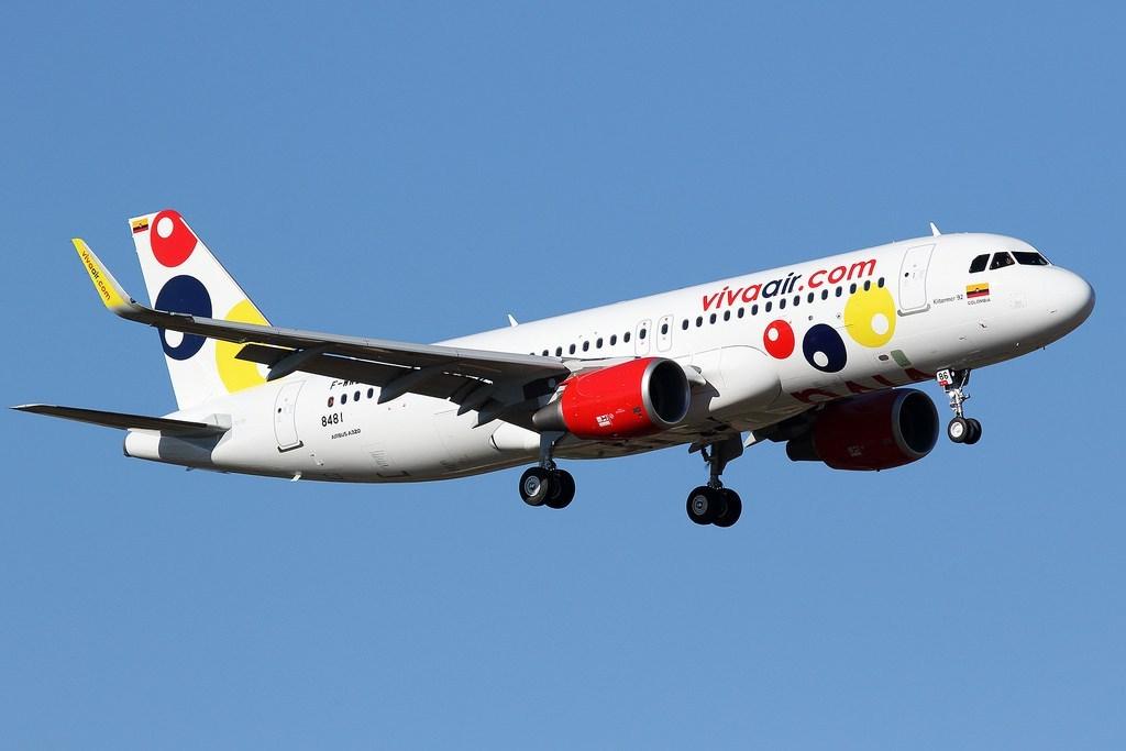Viva Air flies to Mexico