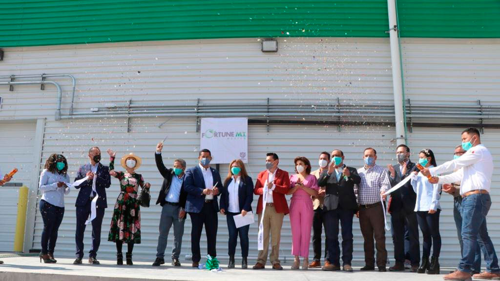 Fortune MT México Invests US$5 Million in Guanajuato