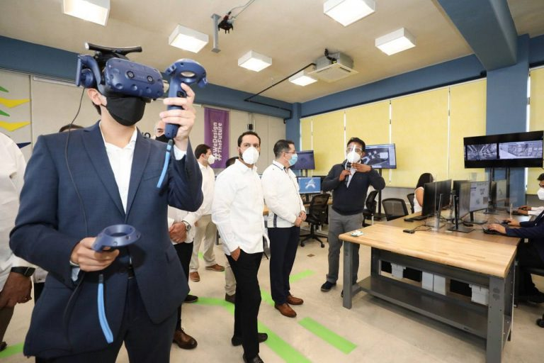Digital manufacturing laboratory is inaugurated in Yucatán