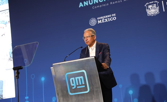 GM to invest US$1 billion in Ramos Arizpe