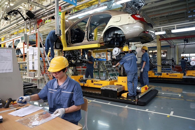 Manufacturing industry, the largest recipient of FDI in Nuevo León
