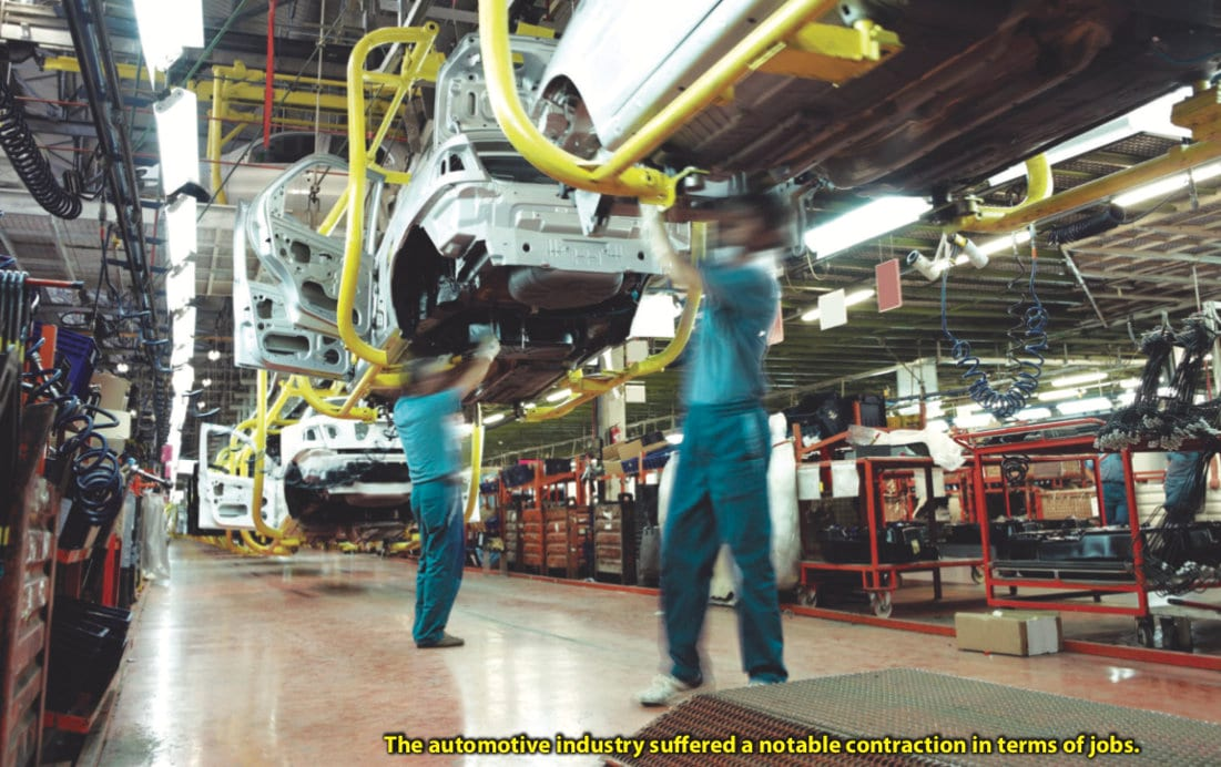 Informality, Outsourcing and PTU Talks Rattle Mexico's Employment Landscape