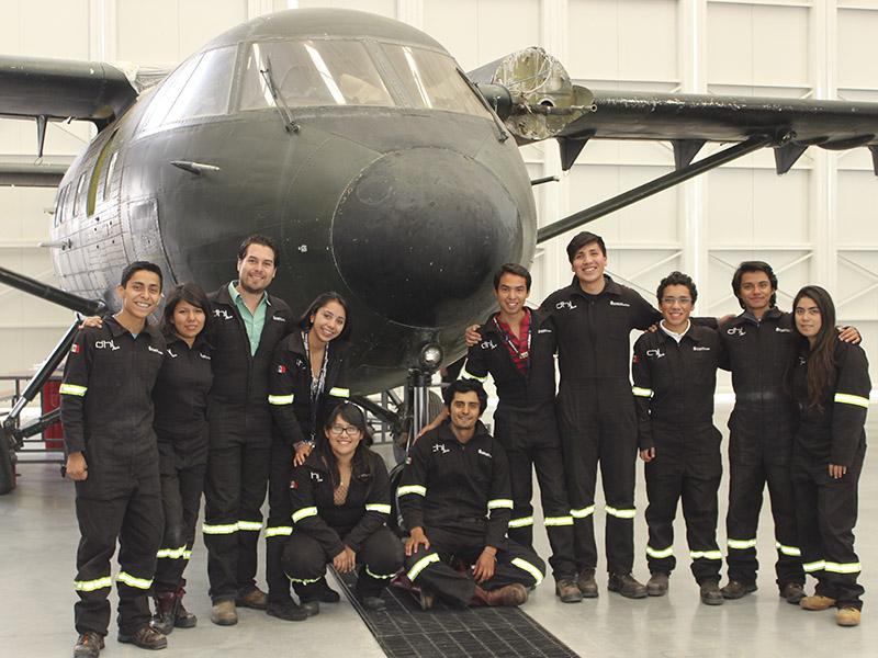 Aeronautical engineering enrollment grows
