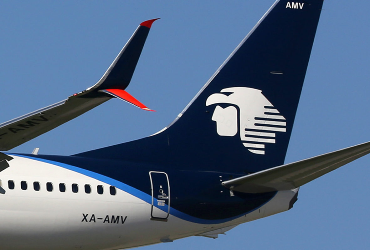 Aeromexico incorporates more aircraft to its fleet