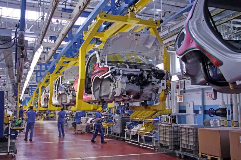 Nuevo León's manufacturing GDP could fall 15% this year: Caintra