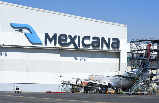 Mexicana MRO to be sold in 2024