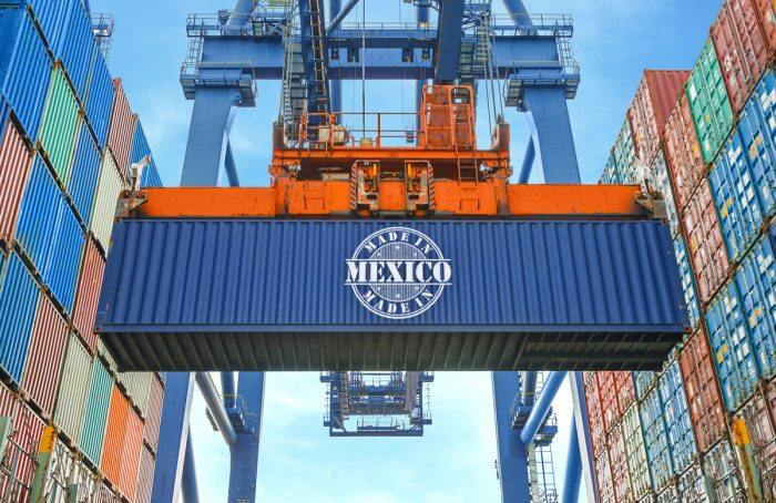 Exports from Mexico to the U.S. fall 5.6%