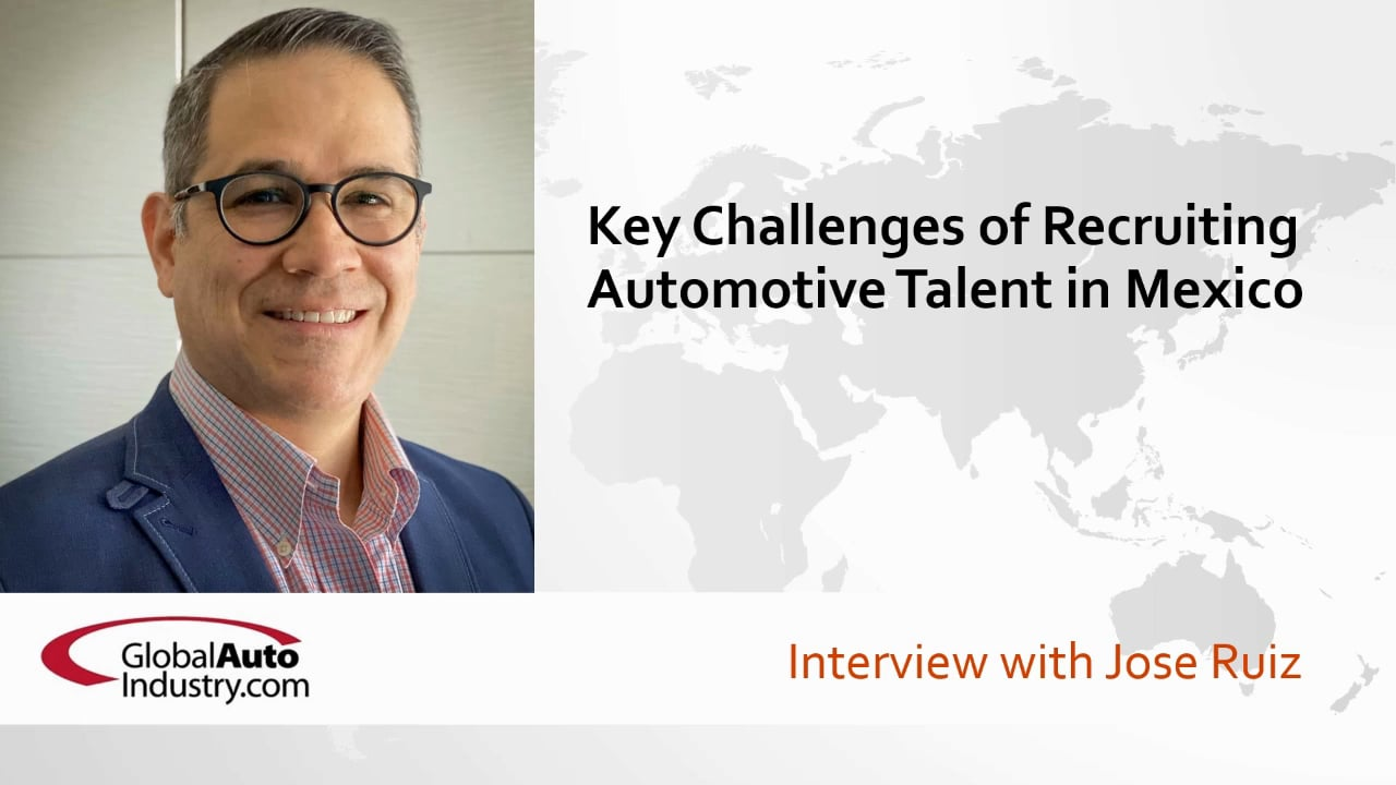 Key Challenges of Recruiting Automotive Talent in Mexico