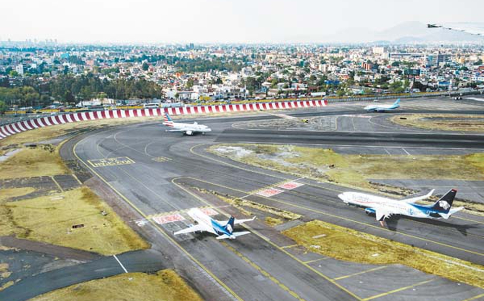 New airspace increases noise in Mexico City