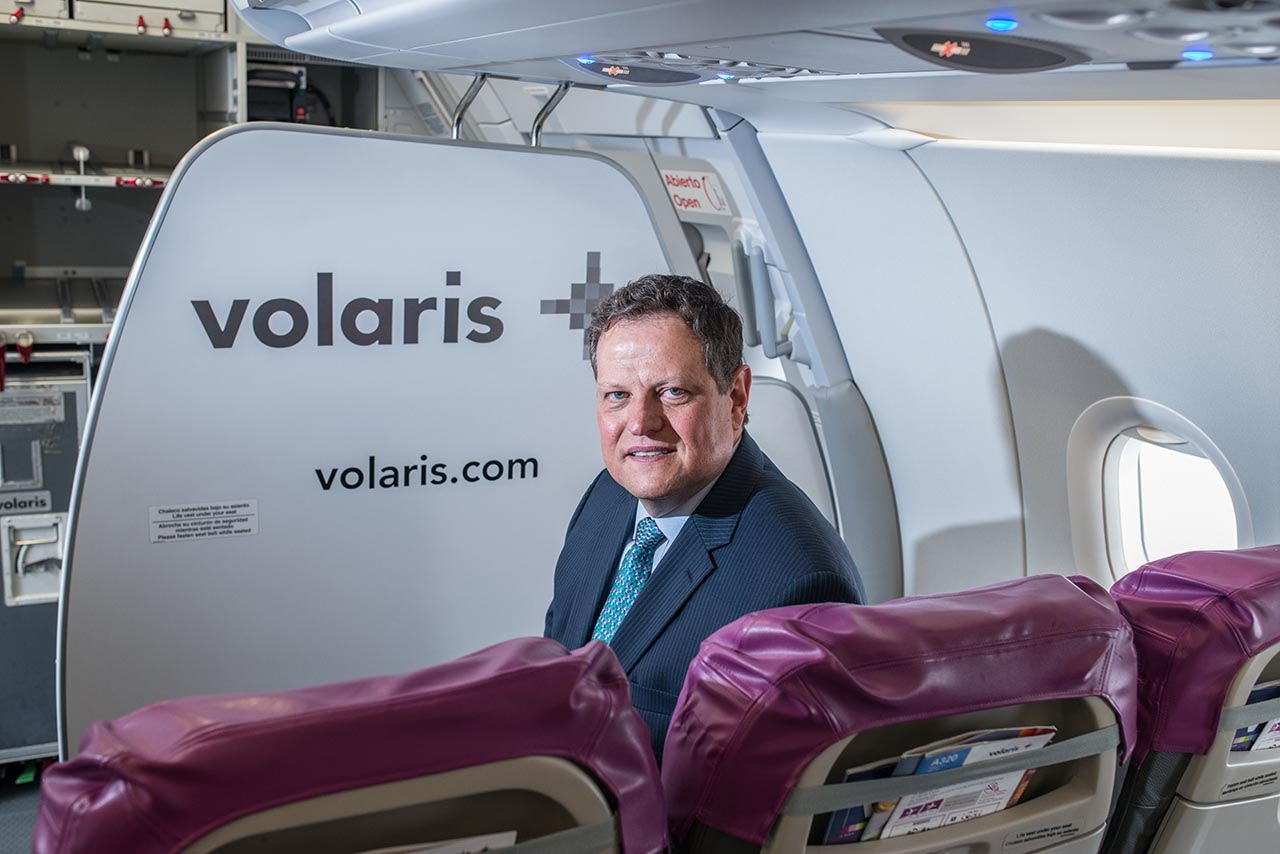 Mexican airline Volaris is optimistic about the next few months