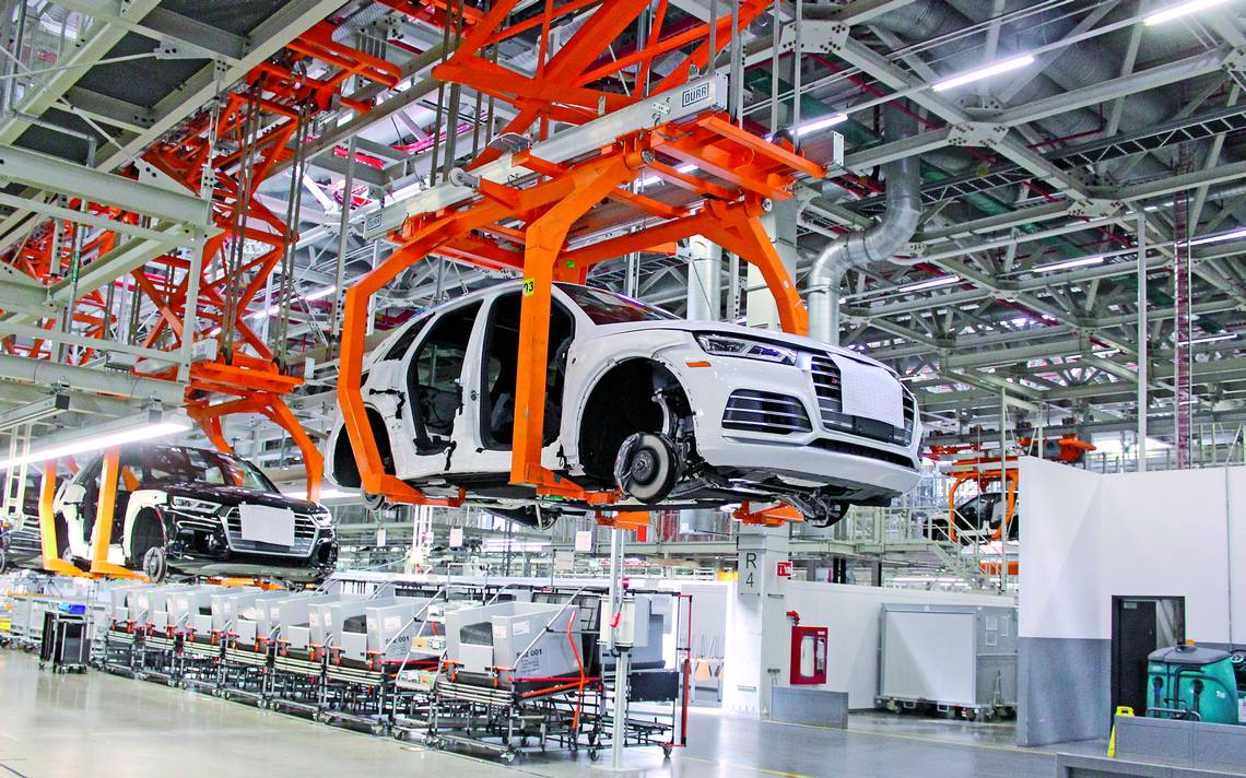 Audi Mexico recycles more than 30,000 tons of waste