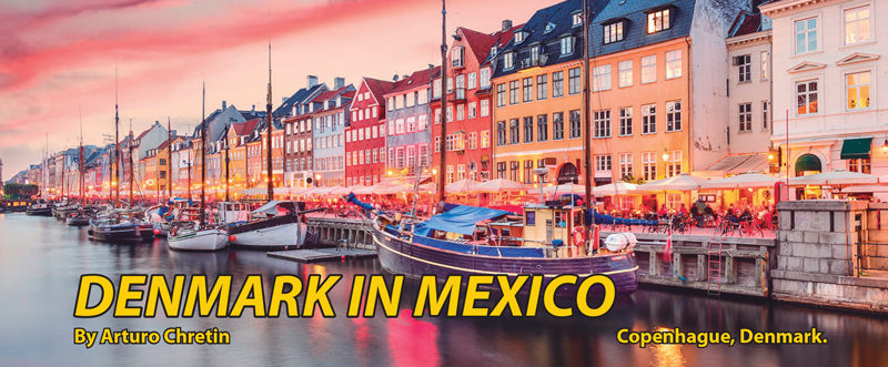 DENMARK IN MEXICO