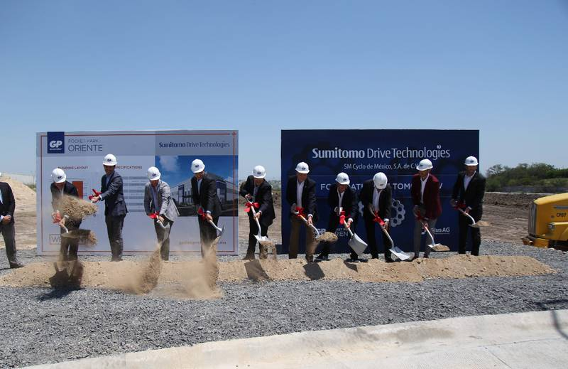 Sumitomo Drive Technologies to invest US$50 million in Nuevo Leon