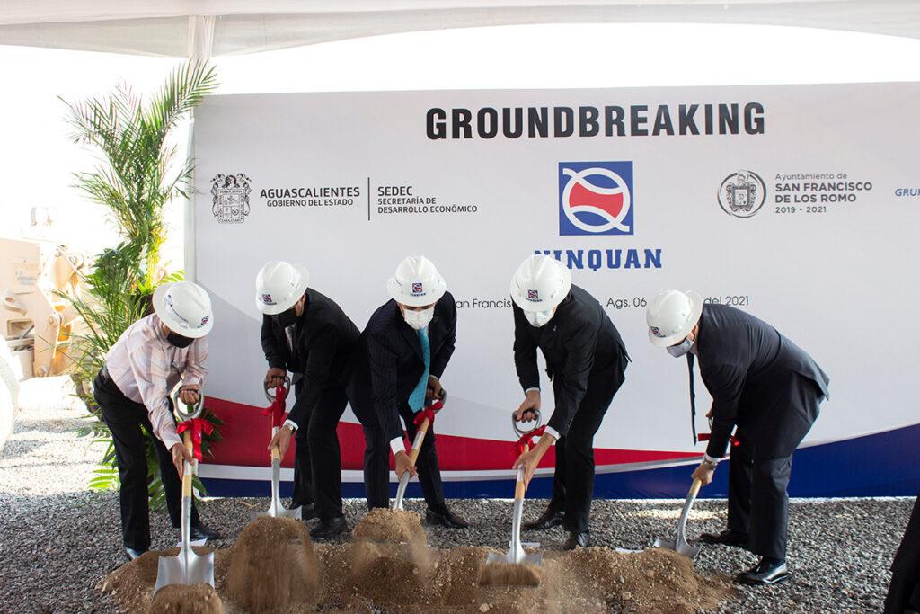 Xinquan Mexico Automotive Trim invests US$40 million in Aguascalientes