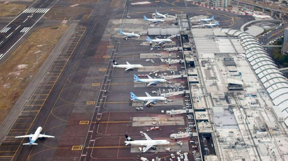AICM is not certified by ICAO