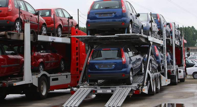 Mexico's auto exports to the U.S. reach their lowest level