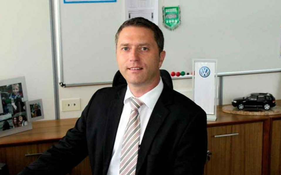 Volkswagen Mexico appoints Holger Nestler as new Chairman of the Executive Board