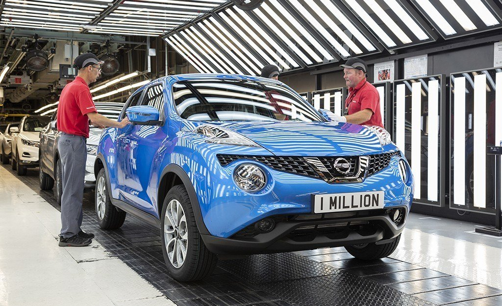 Nissan Mexicana to stop operations in June