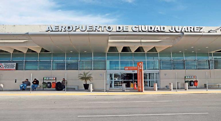 US$48 million to be invested in Ciudad Juarez airport