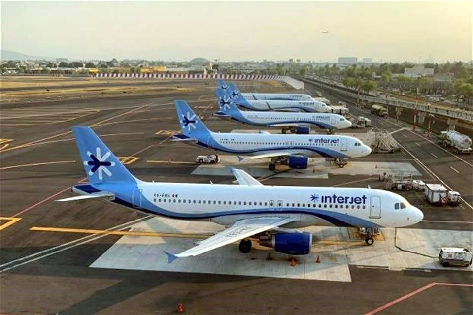 Interjet expects to resume operations in 2022