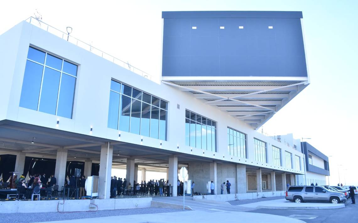 Spark Technology Park is inaugurated in Chihuahua