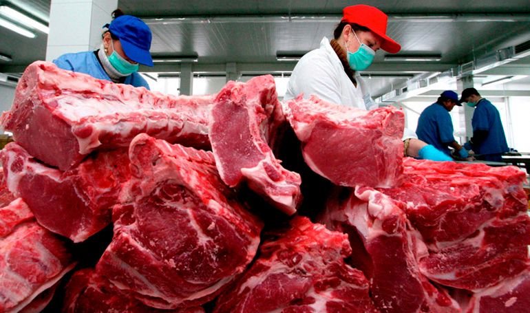 Mexico is Canada's fifth largest meat supplier