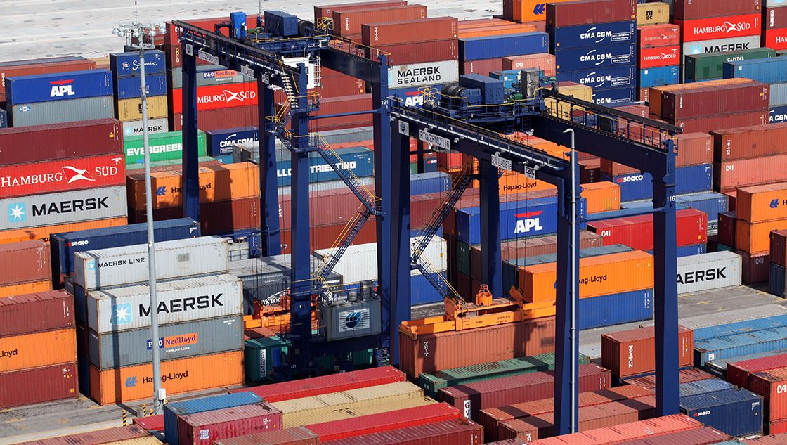 Mexico's exports rebound by 125% in May